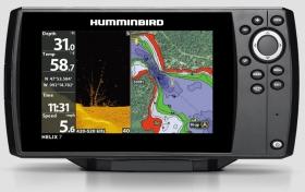 Humminbird Helix 7 CHIRP DI GPS G2 kaiku/plotteri