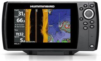 Humminbird Helix 7 CHIRP SI GPS G2N viistokaiku/plotteri