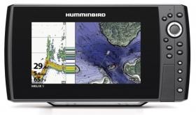 Humminbird Helix 9 CHIRP GPS G2N kaiku/plotteri