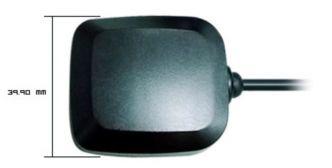 Haicom HI-206 USB vesitiivis GPS-vastaanotin USB-porttiin