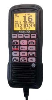 """Himunication HM380S-BB """"Black Box"""" AIS/VHF-puhelin NMEA2000/0183 liitännällä"""