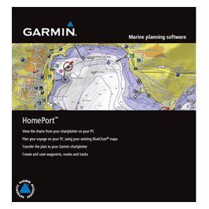 Garmin HomePort reitinsuunnitteluohjelma