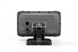 Lowrance HOOK2-5 TripleShot kaikuluotain/karttaplotteri