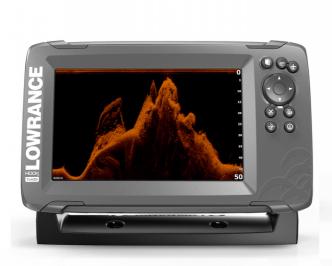 Lowrance HOOK2-7x SplitShot GPS kalakaikuluotain