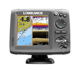 Lowrance HOOK-5 CHIRP kaikuluotain/karttaplotteri