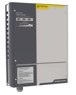 Cristec HPOWER automaattilaturi 80A / 24 V