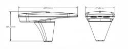 Simrad HS60 GPS kompassi