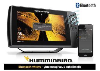 Humminbird HELIX 8 CHIRP G4N kaiku/plotteri
