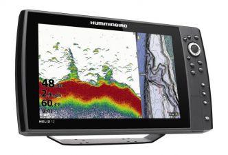 Humminbird HELIX 12 CHIRP DS GPS G3N kaiku/plotteri