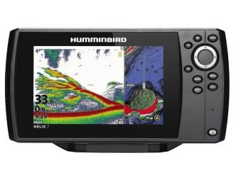 Humminbird HELIX 7 CHIRP DS G3N kaiku/plotteri