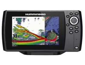 Humminbird HELIX 7 CHIRP DS GPS G3N kaiku/plotteri