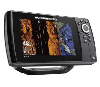 Humminbird HELIX 7 CHIRP MEGA SI GPS G3N kaiku/plotteri