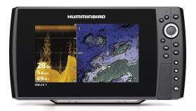 Humminbird Helix 9 CHIRP MEGA DI GPS G2N kaiku/plotteri