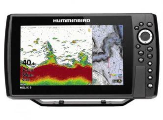 Humminbird HELIX 9 CHIRP DS GPS G3N kaiku/plotteri