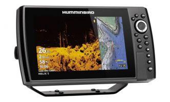 Humminbird HELIX 9 CHIRP MEGA DI+ GPS G3N kaiku/plotteri