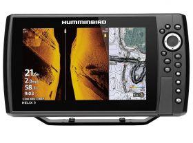 Humminbird HELIX 9 CHIRP MEGA SI+ GPS G3N kaiku/plotteri