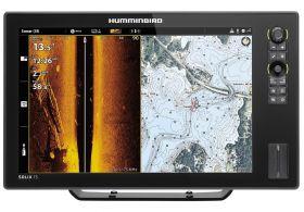 Humminbird SOLIX 15 CHIRP MEGA SI+ GPS G2 kaiku/plotteri