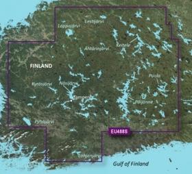 Sisältää yksityiskohtaiset kartat Suomen järvistä Keitele, Puula ja Päijänne mukaan luettuina. Sisältää myös yksityiskohtaiset kartat Ähtärinjärvestä, Näsijärvestä, Pyhäjärvestä ja Lohjanjärvestä.