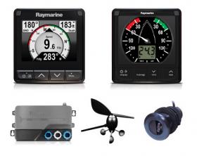 Raymarine i70s/i60 järjestelmäpaketti