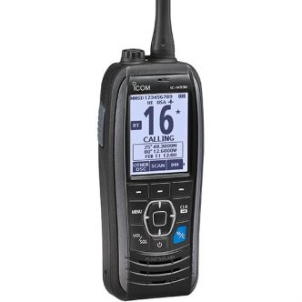 Icom IC-M93D meri-VHF DSC:llä