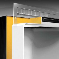 Huipputehokas polyuretaanieristys yhdessä energiatehokkaan kompressorin kanssa takaavat minimaalisen sähkönkulutuksen