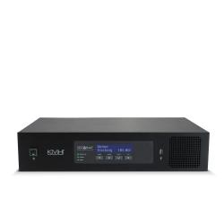 Mullistava CommBox-ACU keskusyksikkö sisältää kaikki erilliset laitteston osat kuten VoIP-yksikön, Ethernet-kytkimen, CommBox™ Ship/Shore Network Managerin sekä WiFi-reitittimen samoissa kuorissa