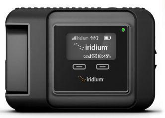 Iridium GO!® langaton satelliittiterminaali