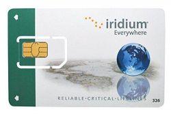Iridium GO! Prepaid SIM-kortti