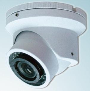IRIS 035R leveäkeilainen yleiskamera (käännetty kuva)
