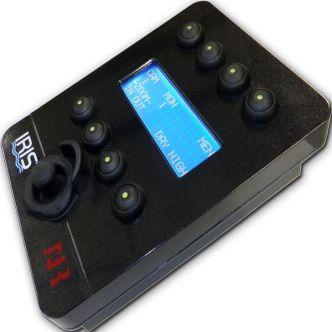 IRIS 595 joystick Nightrunner päivä/lämpökameralle