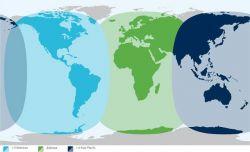 BEAM Oceana 800 kiinteä Inmarsat GSPS satelliittipuhelin