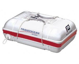 Plastimo Transocean ISO 9650-1 4 hengen kova pakkaus <24h