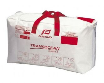 Plastimo Transocean ISO 9650-1 4 hengen kassimalli <24h