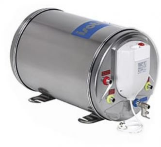 Isotemp Basic Lämminvesivaraaja 40 l tuplakierukalla