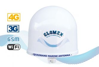 Glomex IT2000 4G/3G/WiFi & GSM antenni