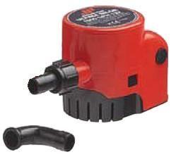 Johnson Pump Ultima Pilge 600 12V automaattipumppu Ultima-kytkimellä