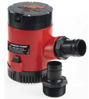 Johnson Pump L4000 Suurtehopilssipumppu 24V