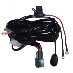 LED 4D valojen kytkentäsarja