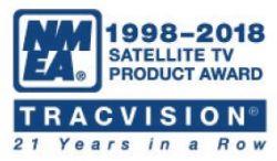 KVH TracVision TV3 TV-antenni satelliittivastaanottoon