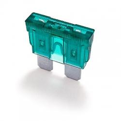 Lattasulake 30A LED-merkkivalolla 5 kpl