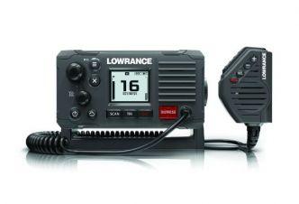 Lowrance LINK-6 VHF-radiopuhelin