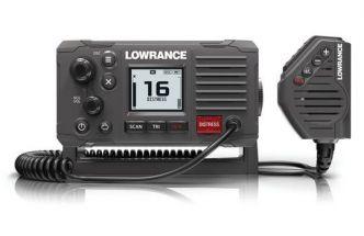 Lowrance LINK-6S VHF-radiopuhelin sisäisellä GPS:llä