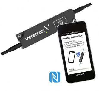 Veratron LinkUp resistiivisen anturin signaalikonvertteri NMEA2000 verkkoon