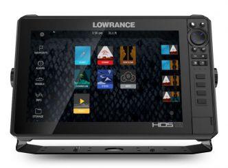Lowrance HDS-12 LIVE kaikuluotain/karttaplotteri Active Imaging 3-IN-1 anturilla