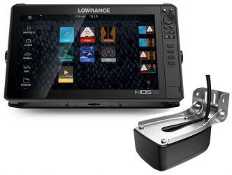 Lowrance HDS-16 LIVE kaikuluotain/karttaplotteri LiveSight anturilla