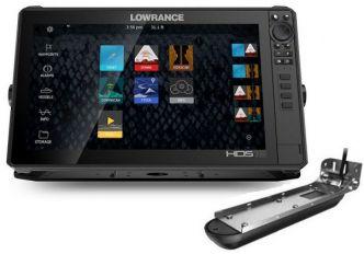 Lowrance HDS-16 LIVE kaikuluotain/karttaplotteri Active Imaging 3-IN-1 anturilla