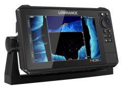 Lowrance HDS-9 LIVE kaikuluotain/karttaplotteri