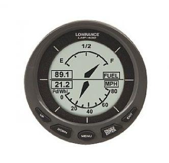Lowrance LMF-400 monitoimimittari