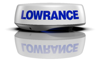 Lowrance HALO24 tutka