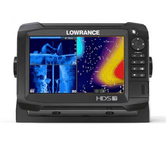 Lowrance HDS-7 Carbon Dual Chirp kaikuluotain/karttaplotteri ESITTELYLAITE